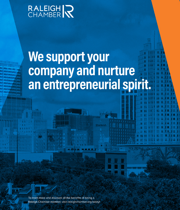 Raleigh Chamber: Marketing Collateral